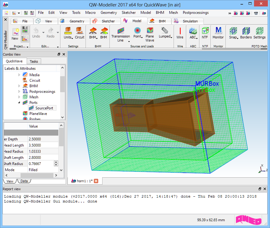 Qwed Software For Electromagnetic Design